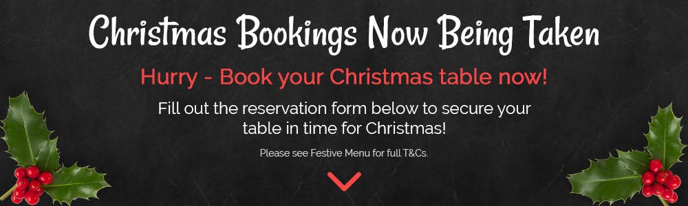 Reserve a table at Nepalese Chef for Christmas! Now taking bookings for Christmas!