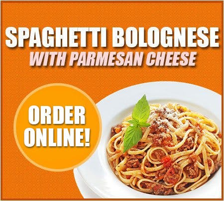 Bolognese only £6