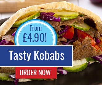 Order Kebabs from Atlantic Fryers