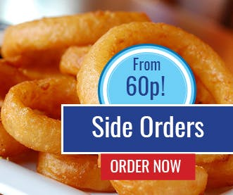 Order Sides from Atlantic Fryers