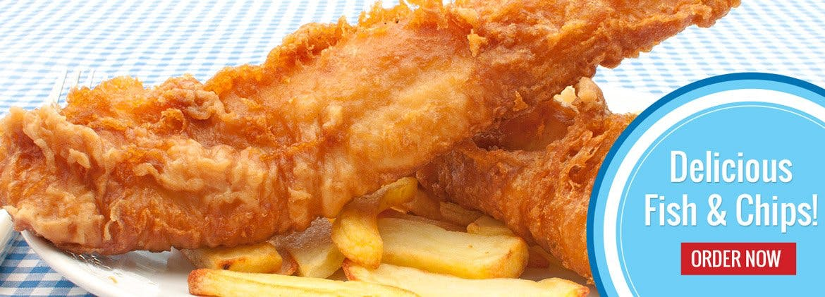 Order Fish & Chips from Atlantic Fryers