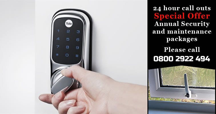 Why choose Assure Locksmiths Ltd?