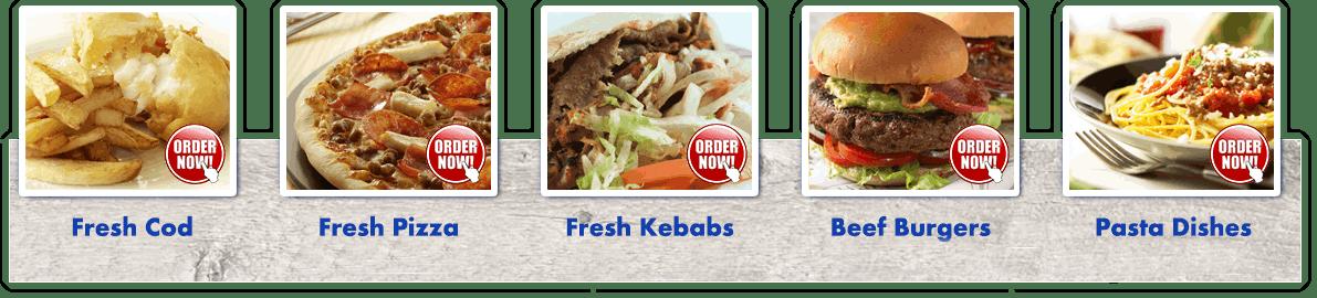 Ocean Fish And Pizza Milton Keynes Pizza Takeaway In