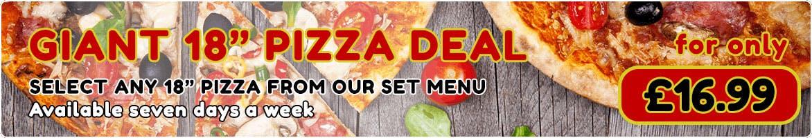 Pizza On Demand Leyton Pizza Takeaway In London