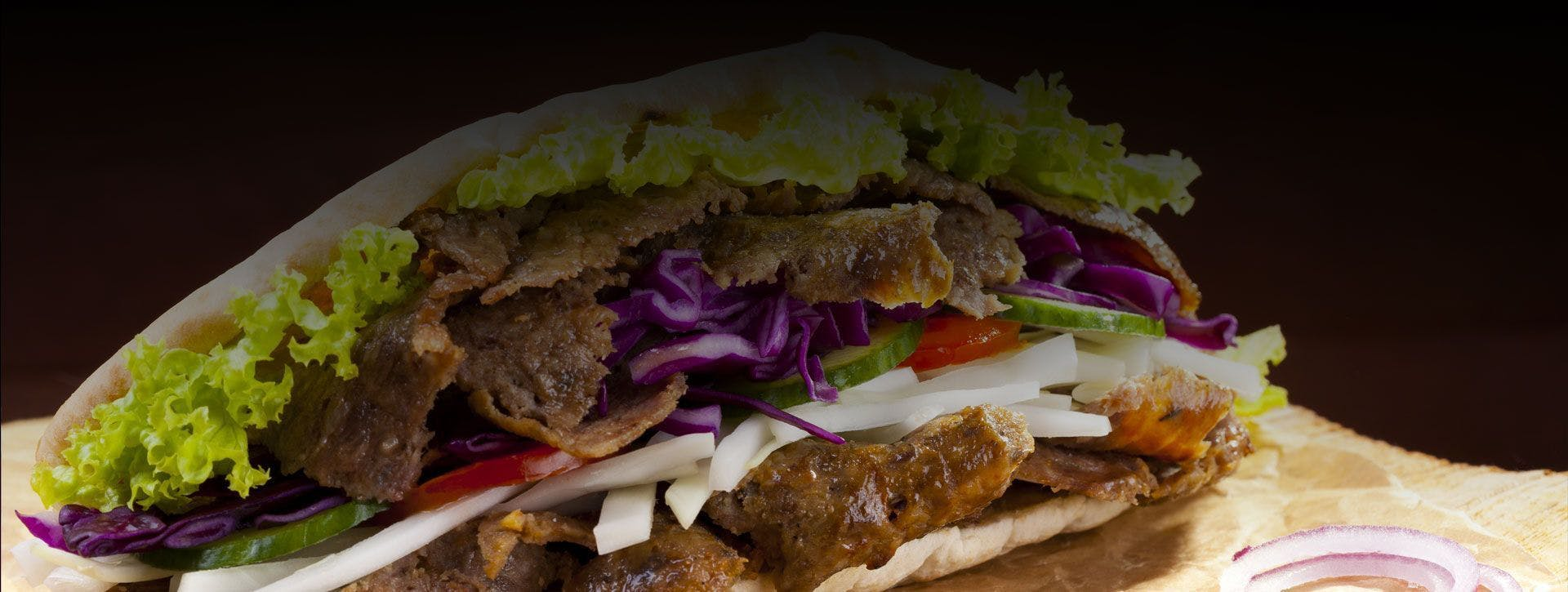 Order Kebabs from Burger Plus