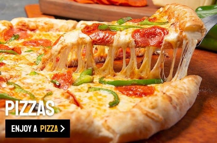 Order Pizzas from Popeyes