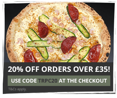 Order For Home Delivery From The Real Pizza Company Crawley