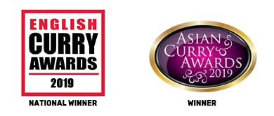 England Curry Award Finalist