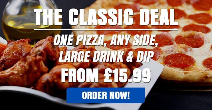 Premier Pizza Bilston Pizza Takeaway In Wolverhampton