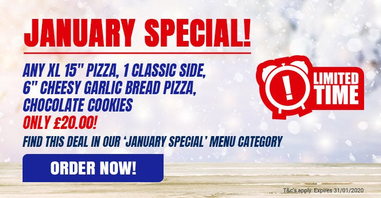 Premier Pizza Stafford Pizza Takeaway In Stafford