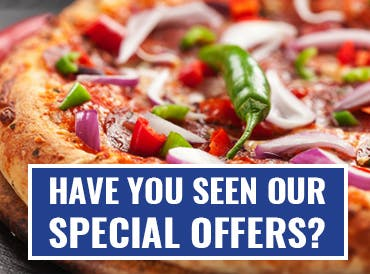 Order For Home Delivery From Pizza Kitchen Greenock