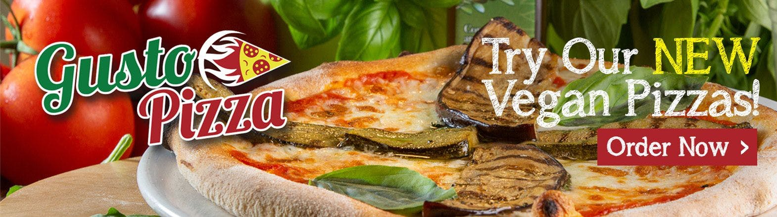 Gusto Pizza Maida Vale Pizza Takeaway In Westminster