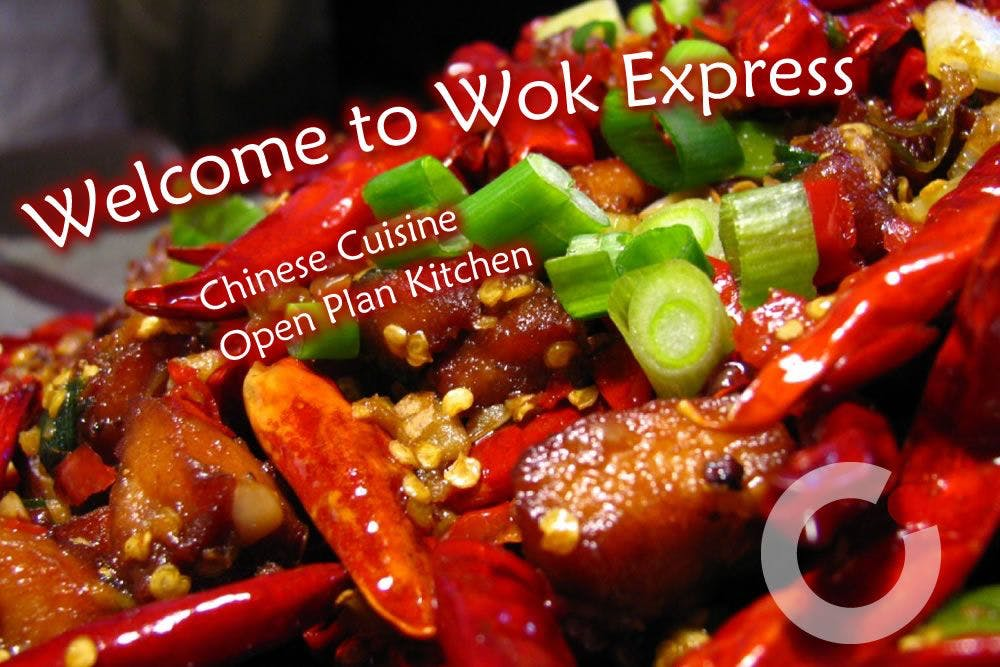 Welcome to Wok Express, Watford