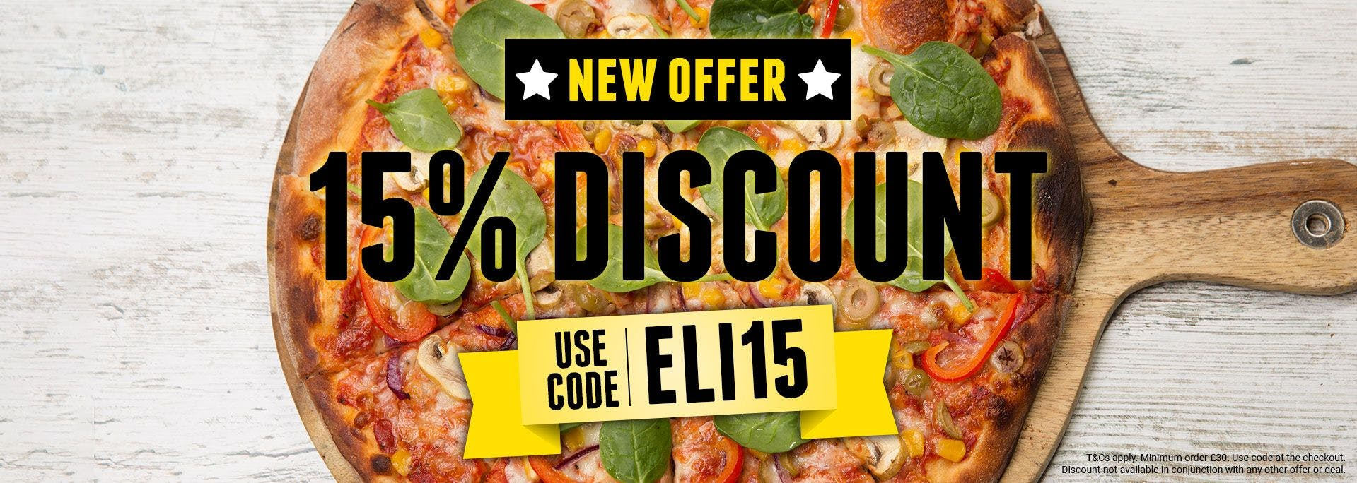 Elis Pizza Borehamwood Pizza Takeaway In Borehamwood