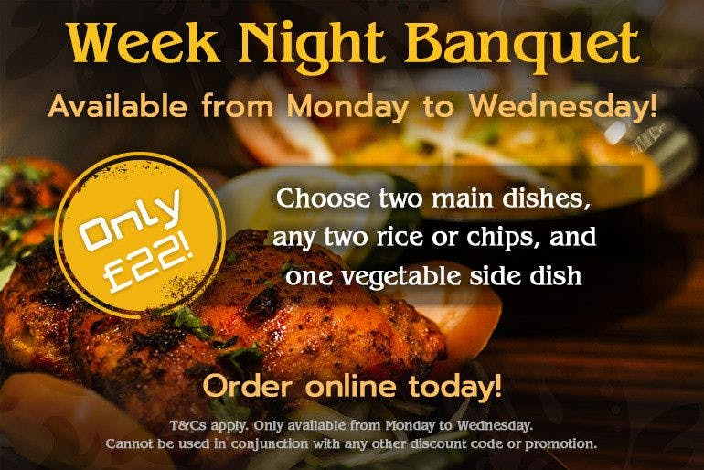 Week Night Banquet