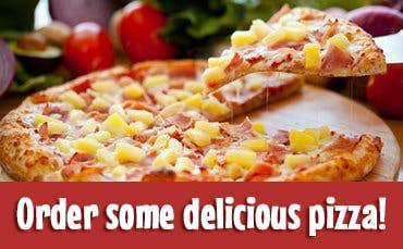 Order For Home Delivery From Farm Pizza Woking