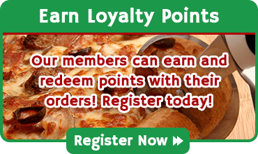 Earn and redeem loyalty points when you register as a member! Register today!