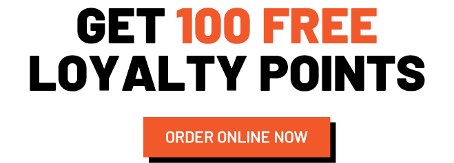 100 Free Loyalty Points