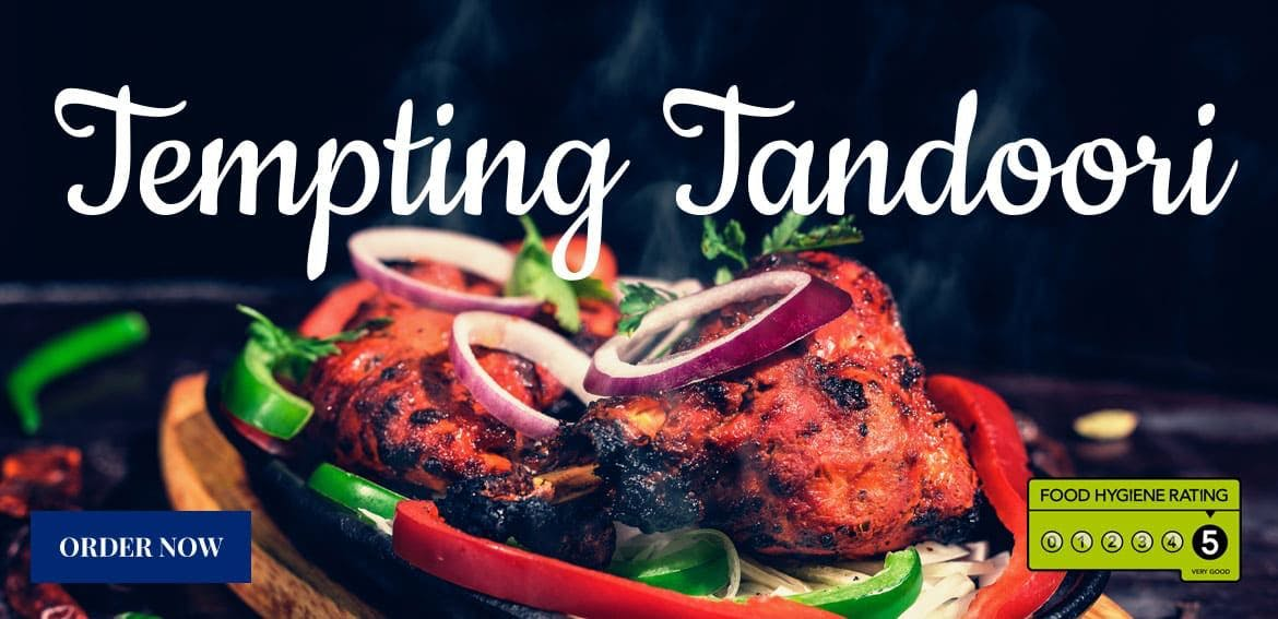 Tempting Tandoori Dishes from Curry Cottage
