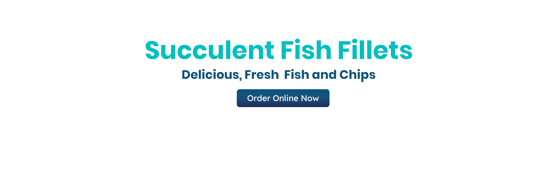 Succulent Fish Fillets from Ocean Fish Bar