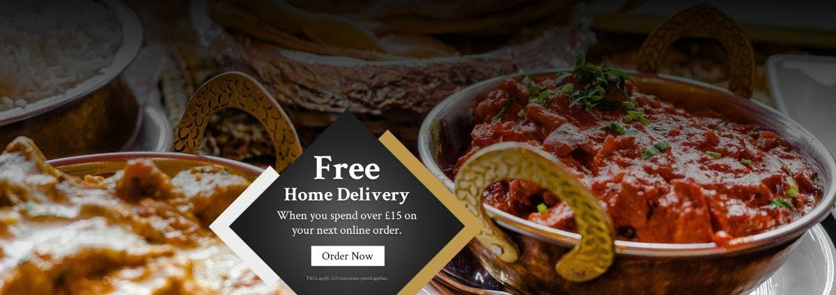 Free Home Delivery!