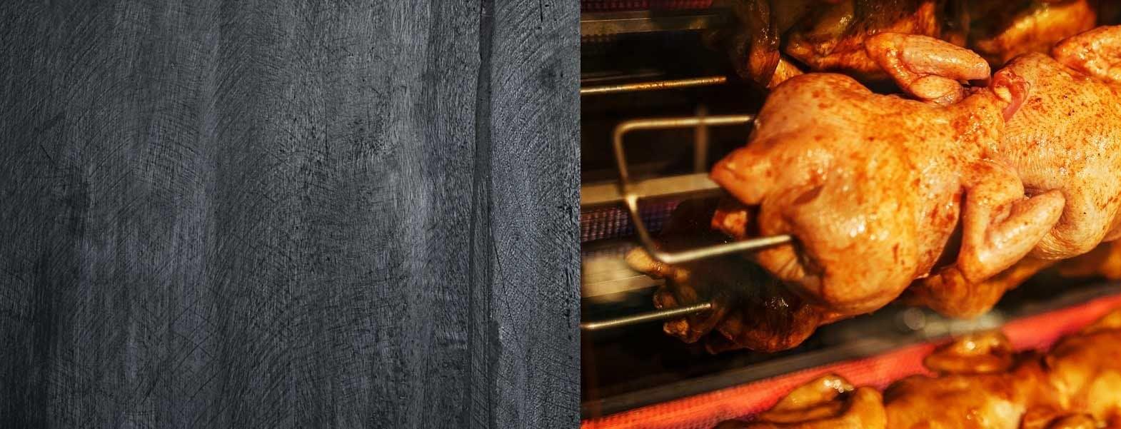 Rotisserie Chicken at Peri Peri Chicken