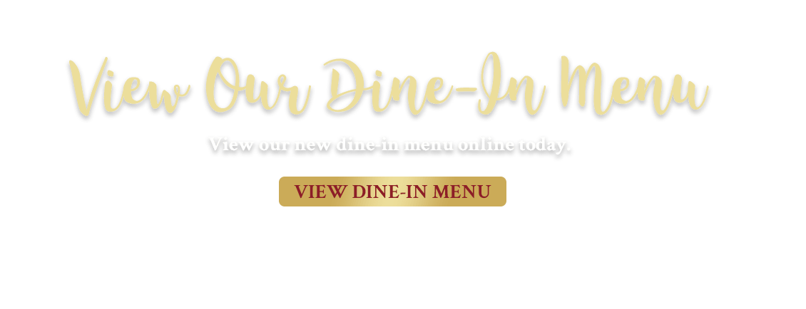 View Our Dine In Menu
