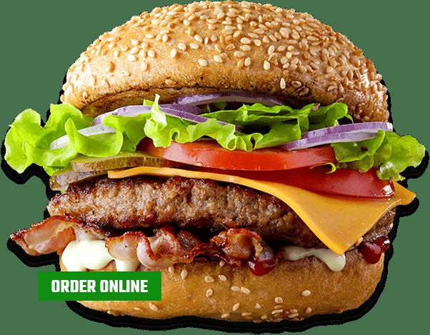 Order a burger!