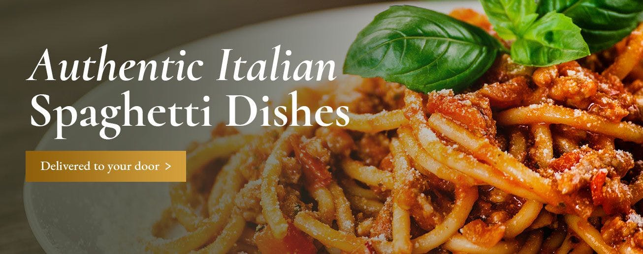 Authentic Italian Spaghetti Dishes
