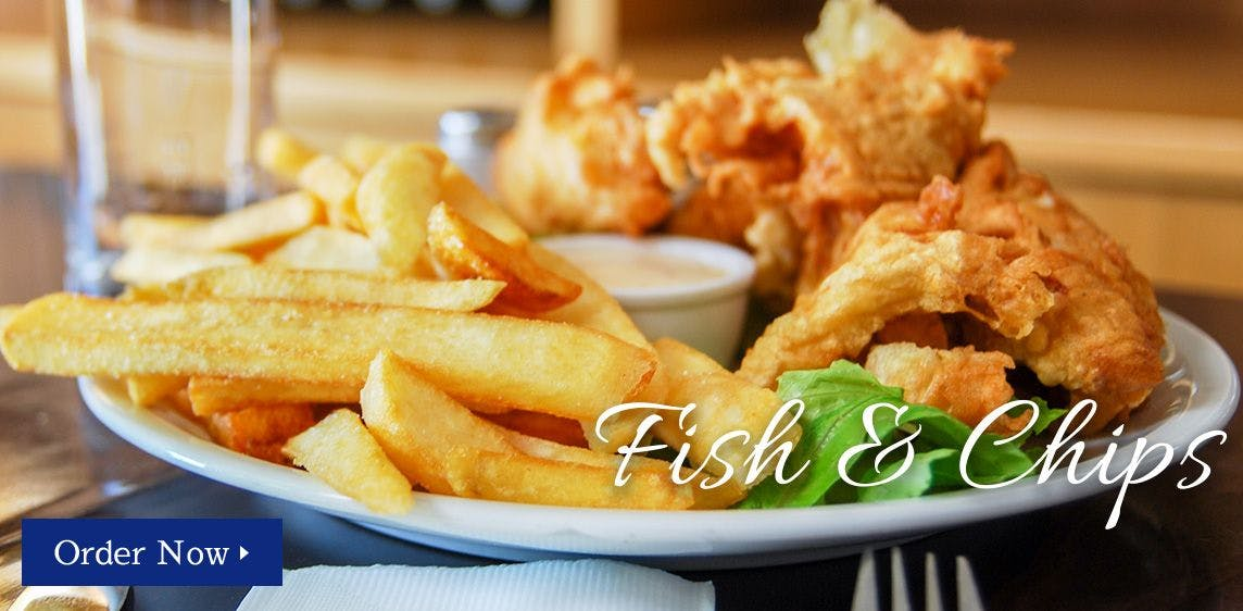 Order Fish and Chips from Kings
