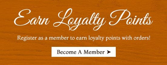 Earn and redeem loyalty points when you make online orders! Register as a member with Beheshte Barin today!